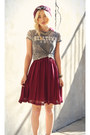 Worn-as-skirt-forever-21-dress