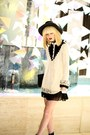 Off-white-sheinside-dress-black-jeffrey-campbell-boots
