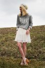 Heather-gray-victorias-secret-pink-sweater-jeffrey-campbell-sandals