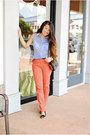 Zara-shoes-chanel-purse-zara-top-bcbg-pants