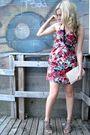 Pink-bb-dakota-dress-beige-aldo-shoes-beige-costa-blanca-purse-black-snob-