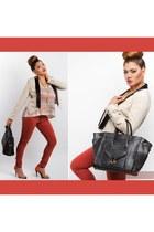 blazer Forever 21 blazer - shoes Zara shoes - jeans Flying Monkey jeans