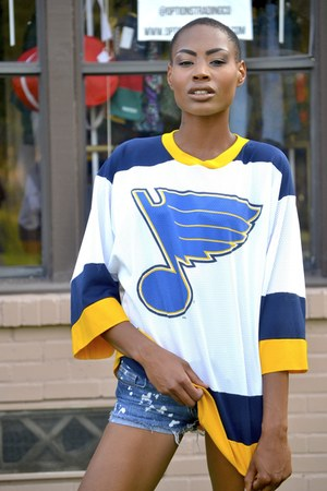 hockey jersey Options Trading Company top