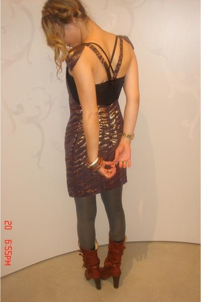 31 phillip lim dress - Target - Chloe boots