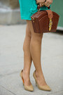 Leather-costa-blanca-x-heels-chiffon-bebe-dress