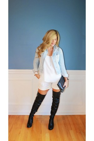 Shoedazzle boots - Mudd jacket