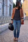 H-m-jeans-zara-blazer-bimba-lola-bag-mango-sandals