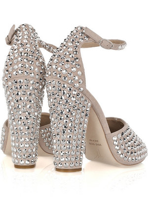 studded Giuseppe Zanotti sandals