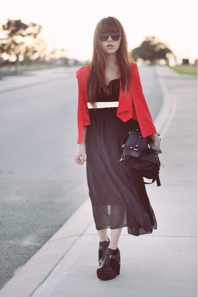 blazer - belt