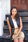 Black-letote-dress-gold-forever-21-skirt-tawny-leopard-print-target-loafers