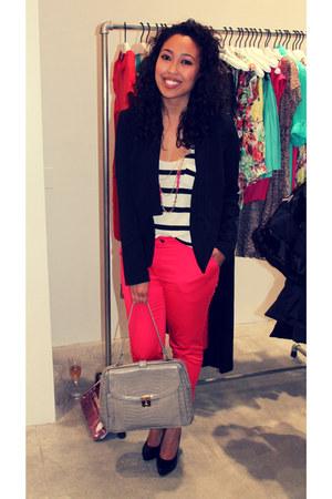 H&M pants - Gap blazer - Nordstrom top
