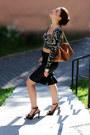 Faux-leather-zara-shirt-with-chain-moschino-bag-aztec-bershka-top