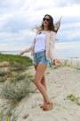Light-pink-bomber-zara-jacket-sky-blue-sammydress-shorts