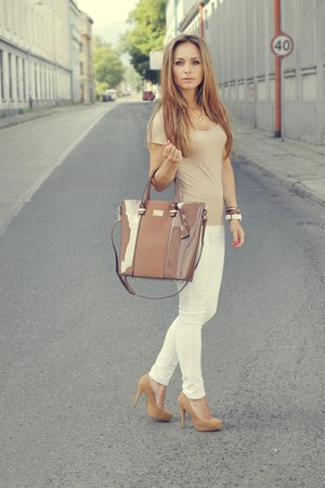 burnt orange bag