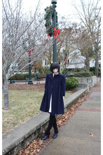 Laura Ashley coat - Sock Dreams - shoes