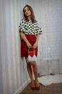 Silver-sammydress-bag-red-zara-skirt-white-reserved-blouse