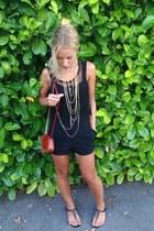 black H&M jumper