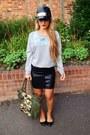 Silver-asos-blouse