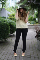 BDG jeans - Zara heels