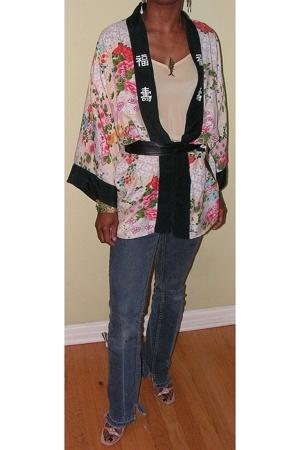 Start the Kimono-tion