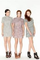 heather gray stylenanda dress
