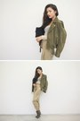 Olive-green-jacket-dark-khaki-pants