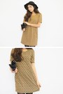 Camel-dress