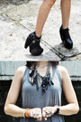Black-harness-high-style-fancy-boots