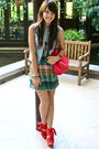 Ralph-lauren-vest-forever-21-dress-red-topshop-red-longcham-silver-by-gu
