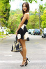 Yves-saint-laurent-bag-black-zara-heels