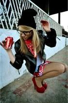 H&M jacket - Luv Ya Clothing skirt