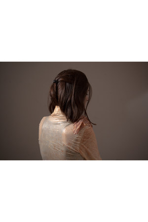 skin Paula Blower blouse
