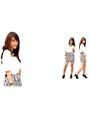 White-mango-top-random-brand-skirt-primadonna-shoes