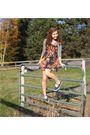 Target-dress-forever21-shirt-target-shoes