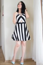 Sheinside dress - OASAP bag