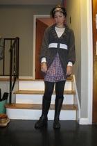 purple Etsy skirt