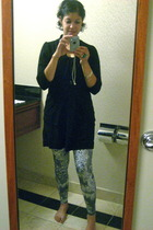 She-Bible sweater - Urban Outfitters leggings