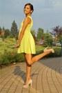 Chartreuse-oasap-dress-eggshell-mango-heels-chartreuse-deja-vu-watch
