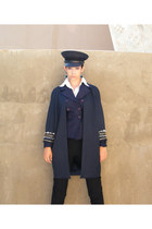 Royal Military hat - Dolce & Gabbana jacket - Diane De LOrpaz jacket