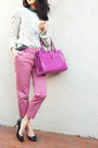 Jcrew-pants-rebecca-taylor-sweater-salvatore-ferragamo-bag