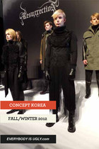 Concept Korea Fall/Winter 2012