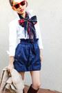 Ralph-lauren-shirt-nordstrom-scarf-bcbgeneration-skirt