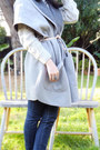trouve coat - Rebecca Taylor sweater