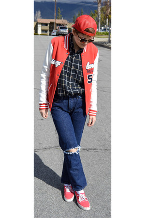 boyfriend jeans Wrangler jeans
