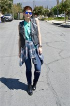 39c6bfc8c22f60 black heels Dr Martens boots - jeggings American Eagle jeans