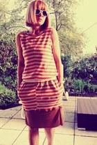 carrot orange jersey upper palatinate rocks dress