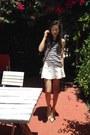 Heather-gray-zara-top-cream-shoppublik-skirt-peach-shoedazzle-heels