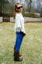 ae jeans - vintage cape