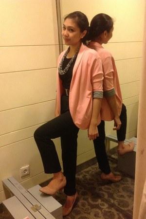 light pink pinkish Stefania Baldo shoes