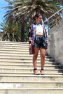 Zara-jacket-zara-shorts-zara-top-zara-heels-h-m-earrings